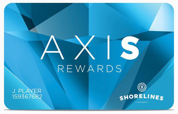 Blue AXIS Card