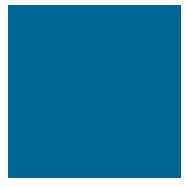 Gaming Icon Blue Baccarat