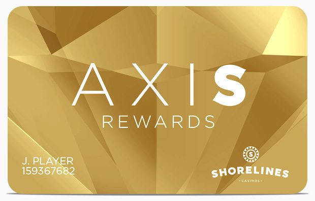 Gold AXIS Card